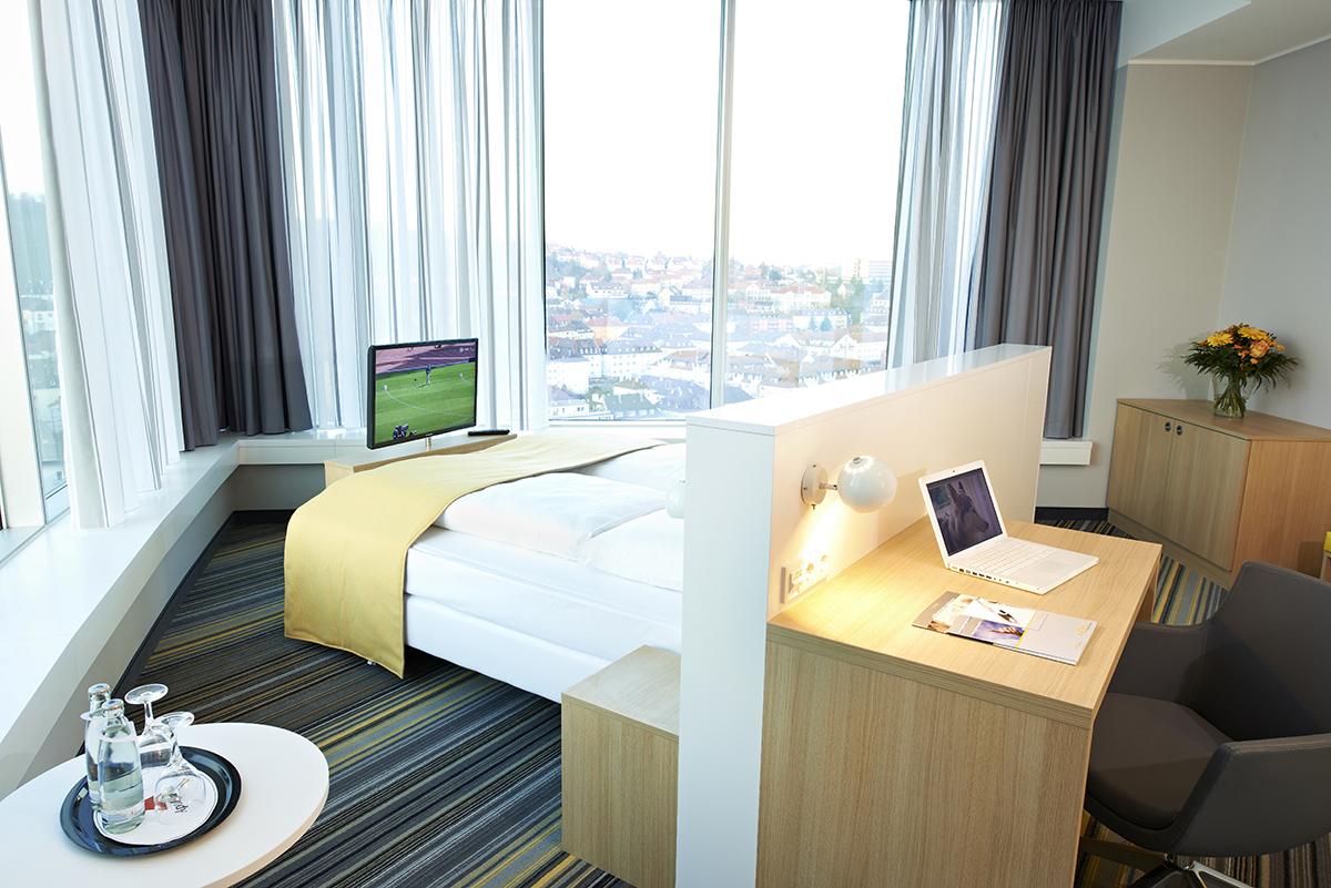 GHOTEL Würzburg Superior Room